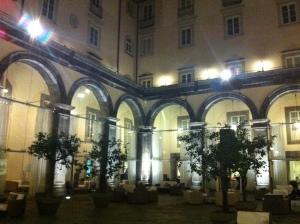 Naples Palazzo